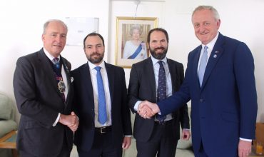 Insurtech Skyline Partners Announce Key Investment During Lord Mayor of London's Visit to India
